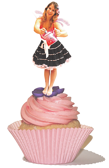 Missy Cupcakes Fairy Tea Party